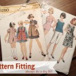 Pattern Fitting: Always Pre Fit |The Sewing Loft