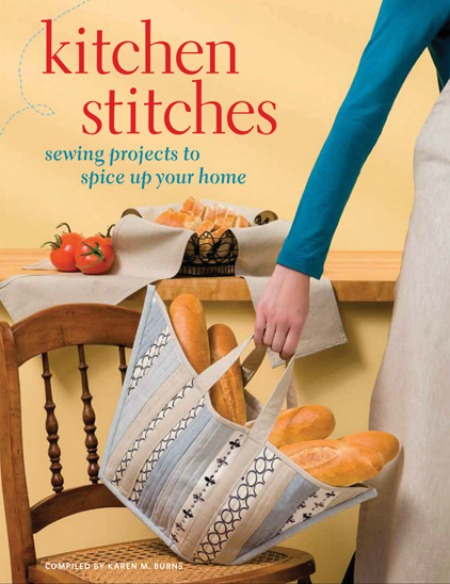 Kitchen Stitches published by Martingale