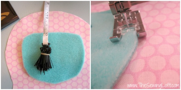 Free Bunny Pattern Details. The Sewing Loft
