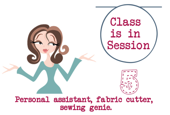 The Sewing Genie is here to grant your wishes. The Sewing Loft