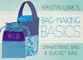 Learn bag making basics with this free class on Craftsy.