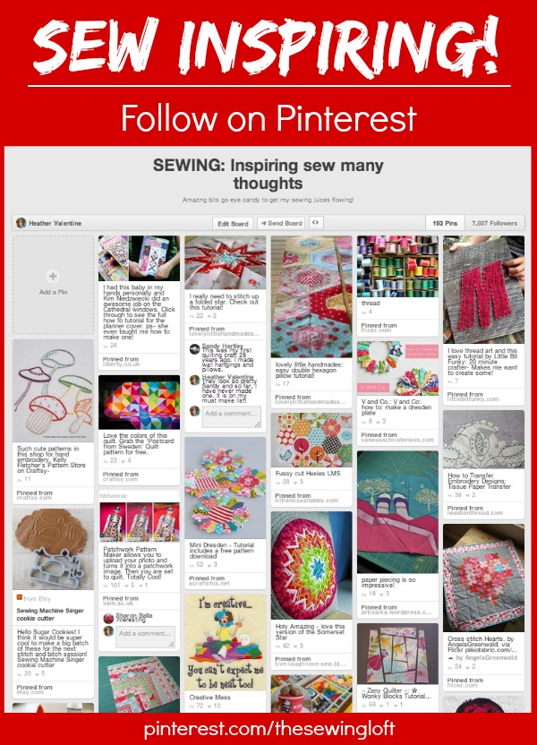 This board is jam packed with some of the most amazing scrap buster projects I have found. Be sure to follow along and keep all those small bits of fabric goodness!