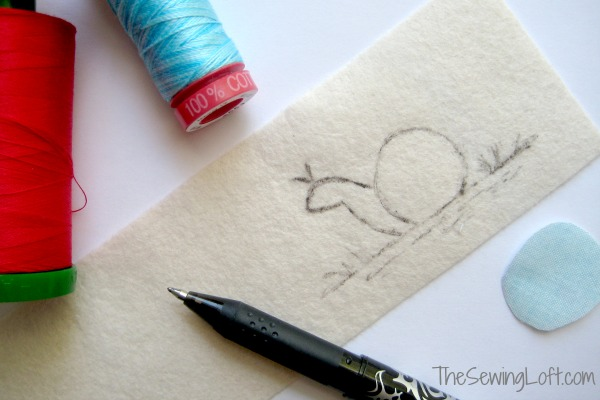 Easy Bookmark DIY. Perfect for Back To School or any time of year. The Sewing Loft