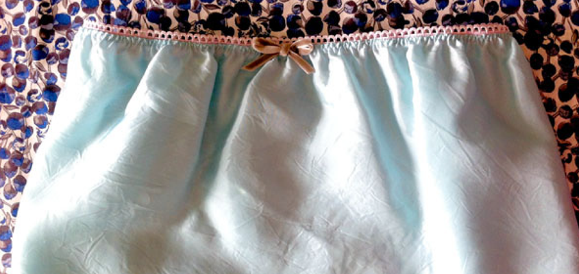Lingerie resource guide for where to buy lingerie making supplies.