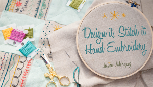 Design it Stitch it Craftsy Class