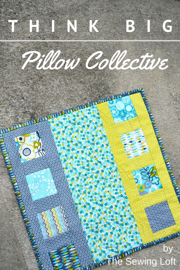Think Big Book   Pillow Collective