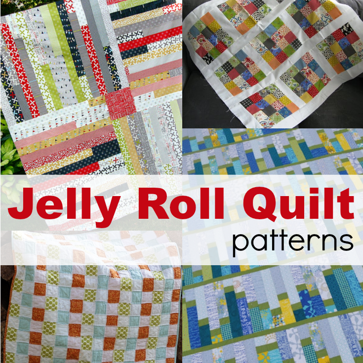 Jelly roll quilts are easy to make and stitch together in a flash. Here are a few of my favorite free patterns to help you stitch up a storm. The Sewing Loft