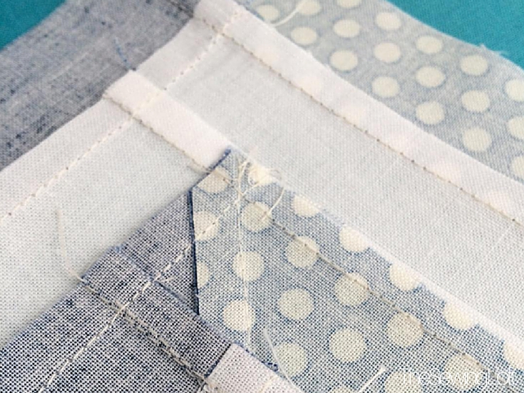 Tips for sewing your Swirl Away Quilt Block by The Sewing Loft