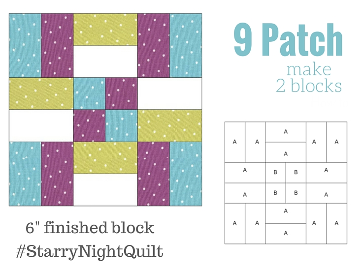 It's time for the first block of the Starry Night Quilt Sampler. Come join the fun and Increase your skill set with a block of the Month sewing series on The Sewing Loft.