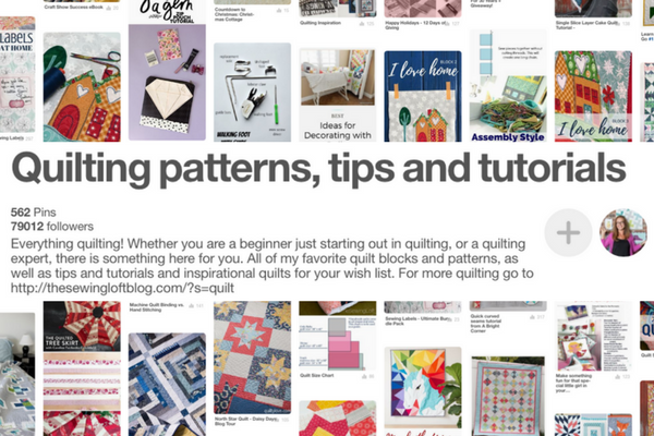 Looking for the best sewing content on Pinterest to feed your sewing addition? Here are the best sewing boards on Pinterest to follow.