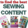 A quick overview on how to use Pinterest to find the best sewing and quilting content. Pinterest makes a great visual search engine to quickly find the sort of patterns and tutorials you are looking for, plus it's an easy way to then store all the favorite content you've found, ready to sew up later.