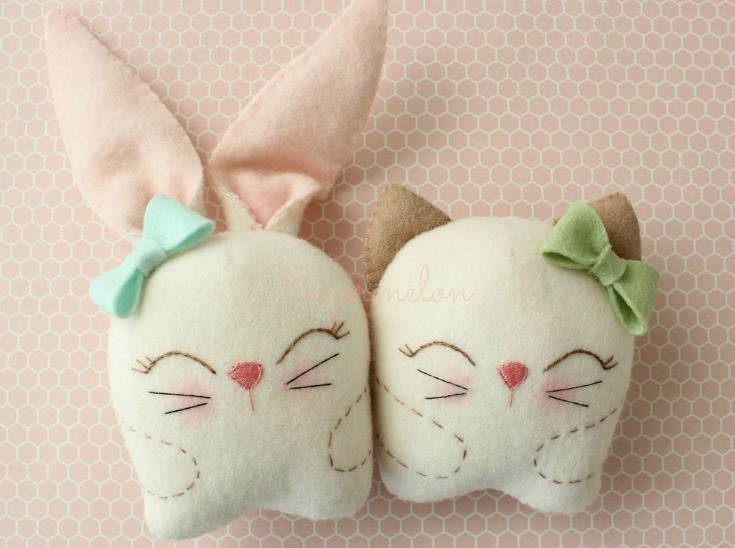 Keep the kids smiling this Easter with these fantastic bunny patterns. The Sewing Loft