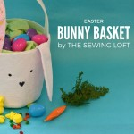 Skip the wicker basket this year and tuck your colored eggs into this cute Easter Bunny Basket. This easy DIY will walk you through the steps and it includes a FREE pattern.
