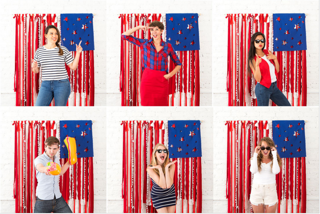 Such great ideas to celebrate July 4th with style.