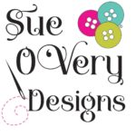 Sue O'very Designs is a proud sponsor of National Sewing Month 2016 with The Sewing Loft