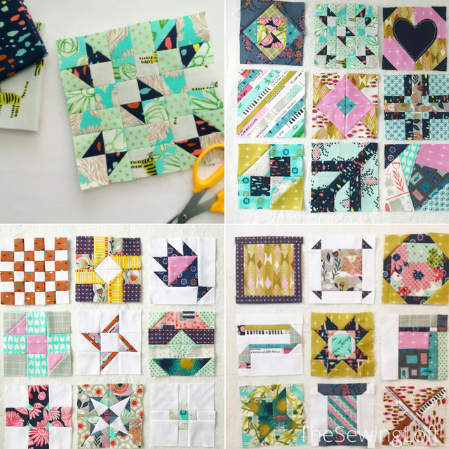 2016 was filled with so many fun and creative projects. Here are some of the sewing highlights of the year.