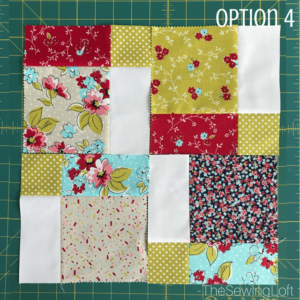 The disappearing 9 patch let's you create amazing designs from a simple quilt block. Learn how.