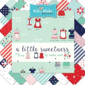 A Little Sweetness Fabric Line