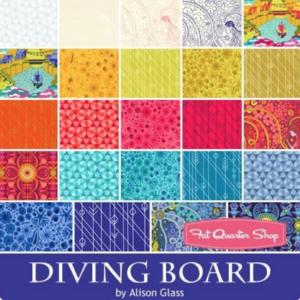 Alison Glass Diving Board