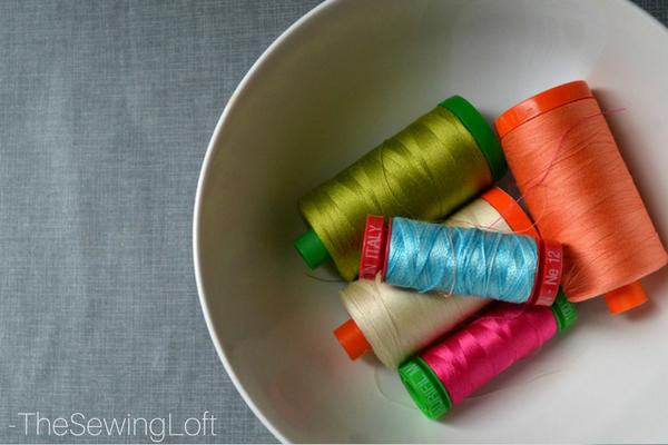 Bowl of Thread