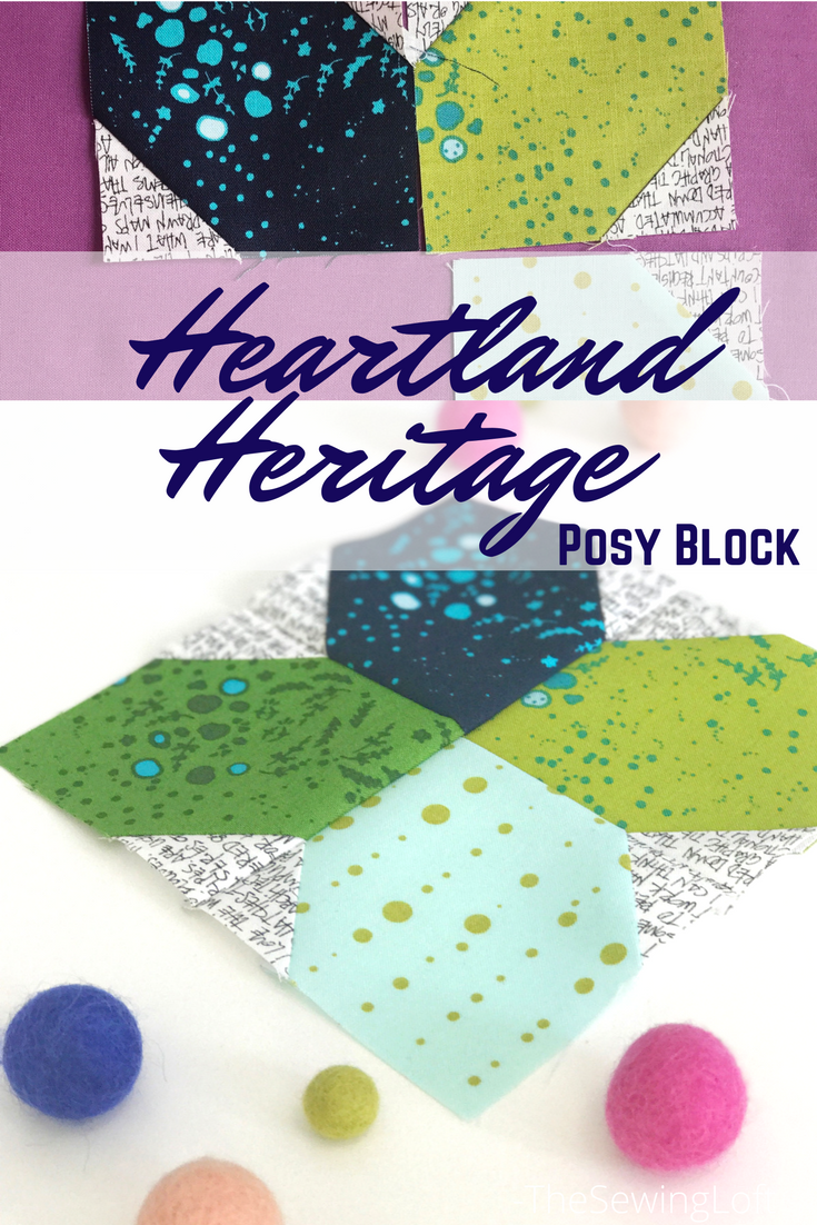 Posy Block | Heartland Heritage