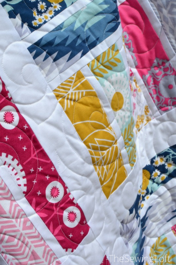 Here are 10 tips for designing quilts at home. From sketch to stitch, every detail is important and it is easier than you think.