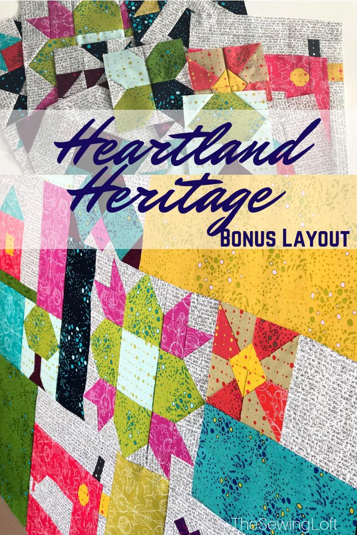 Heartland Heritage Bonus Layout | Free Pattern