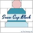 Snow Cap Quilt Block | Blocks 2 Quilt Pattern
