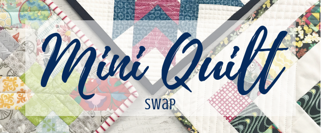 Meet a new friends and exchange a handmade mini quilt in The Sewing Loft's Mini Quilt SWAP. Sign-ups happening now.