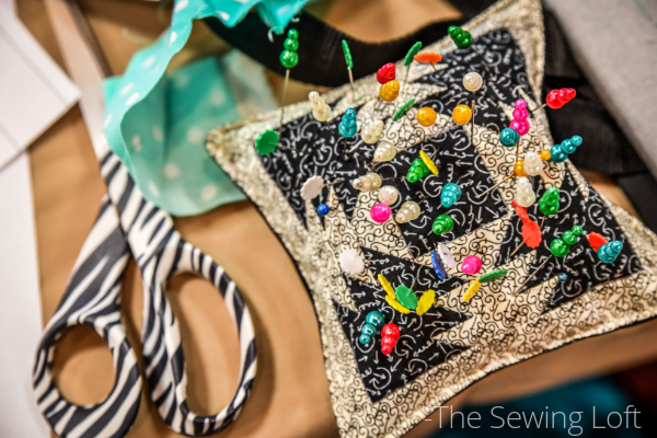Sew Scrappy Retreat tickets are now on sale! Grab your fabric scraps and friends for a weekend getaway filled with creativity & sewing projects galore!