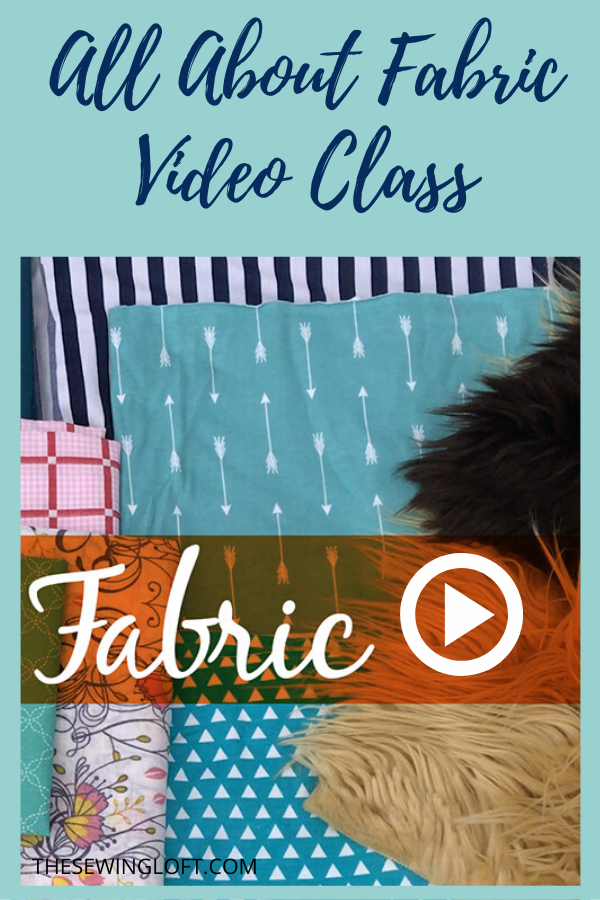 All About Fabric Video Class