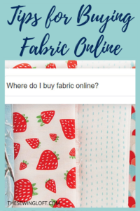 Top Tips for Buying Fabric Online