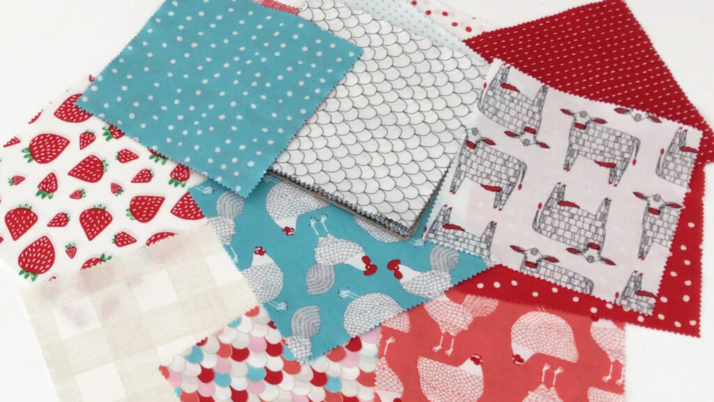 Tips for picking perfect fabrics for your next project