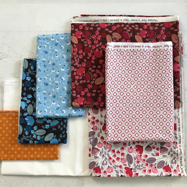 Morrison Park Fabric Pull
