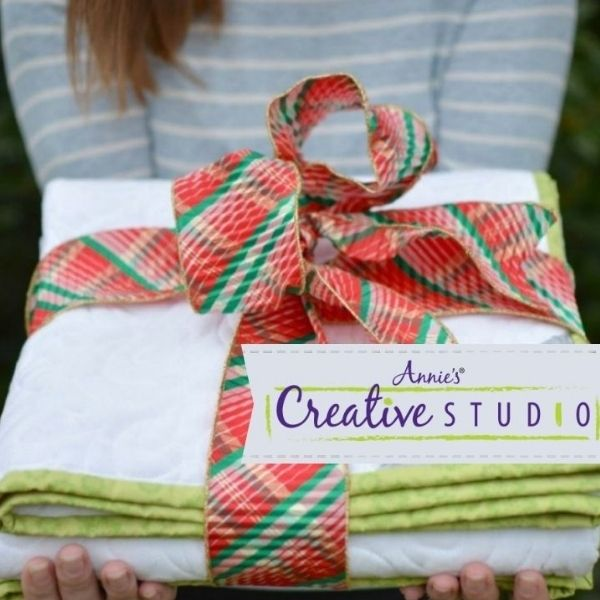 Learn a new skill and make your own gifts with my online sewing classes on Annie's Creative Studio.
