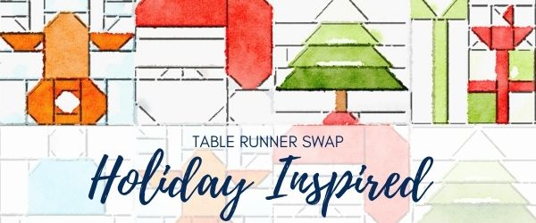 It's Christmas in July and I'm ready to celebrate the holidays early this year. So join me for a holiday theme SWAP with friends.
