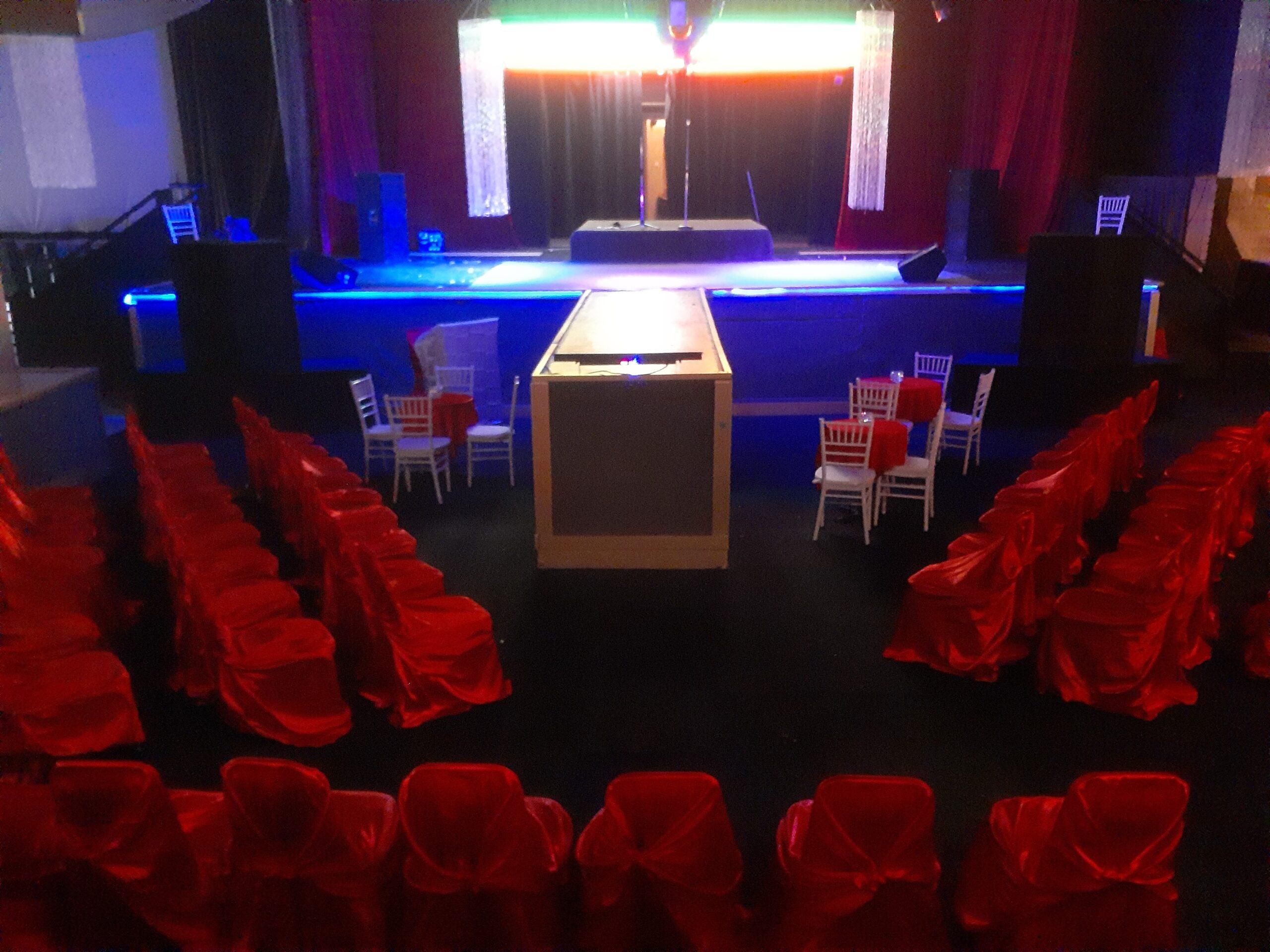 The Atrium Event Center