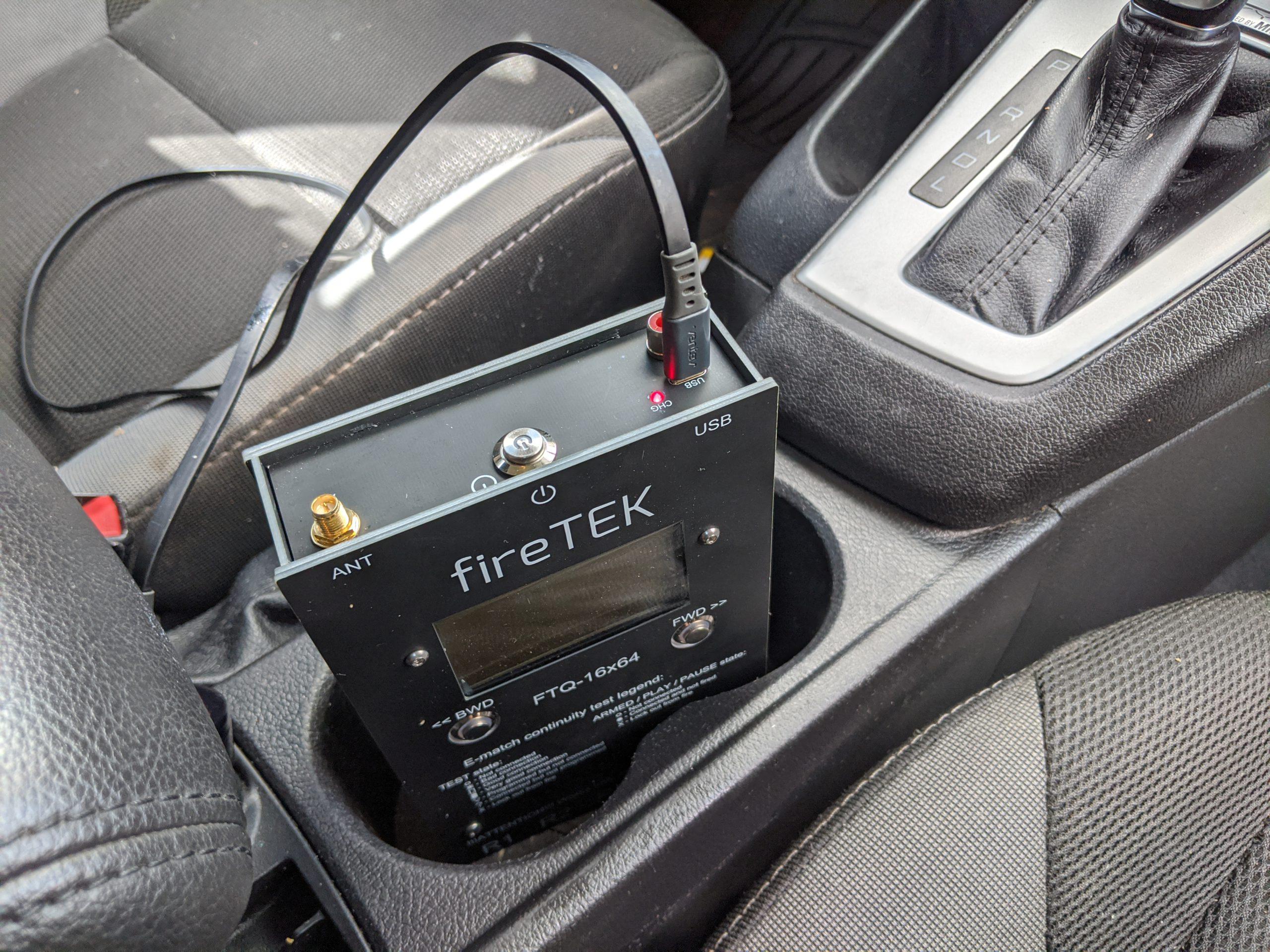 fireTEK external antenna