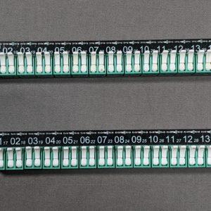 fireTEK RAIL 16 channel for FTQ-16x64