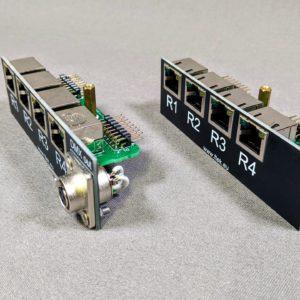 fireTEK RJ-45 replacement card