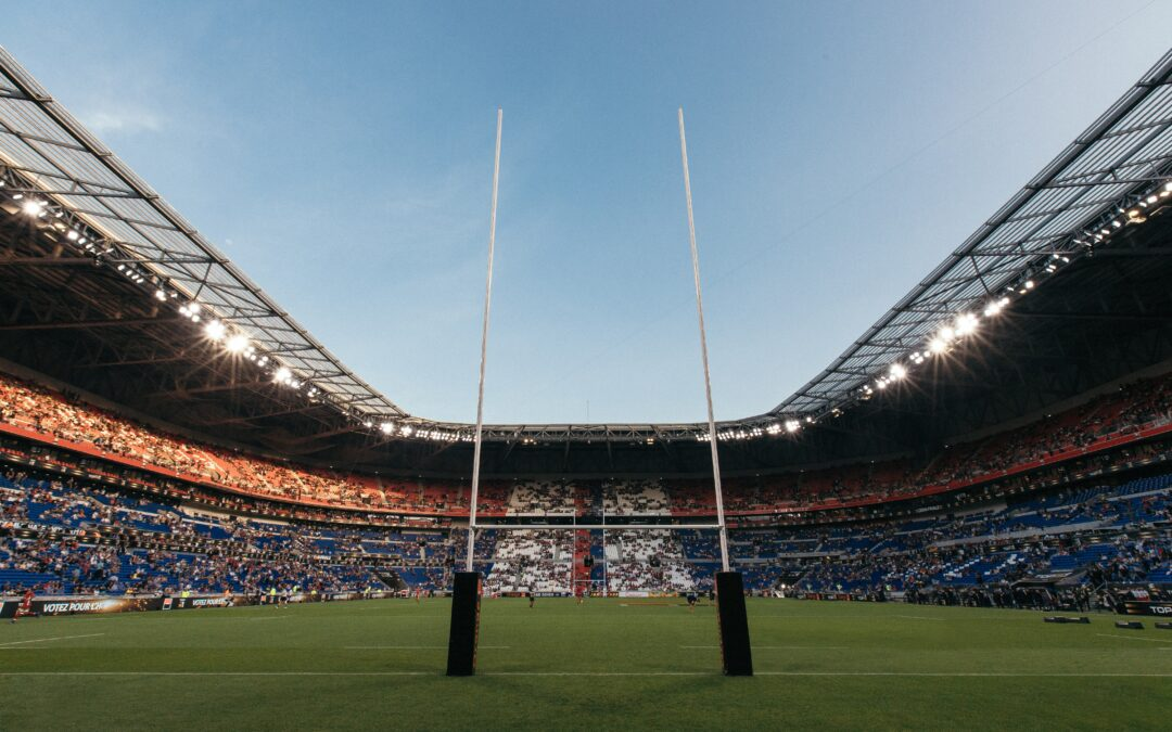 Hooligan's Game: History of the Rugby World Cup