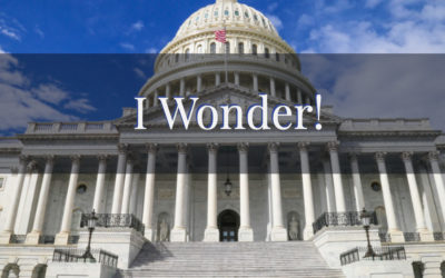 Do We Have Concerns About Members of Congress?