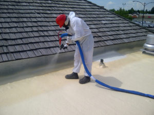 Foam roofing in Phoenix