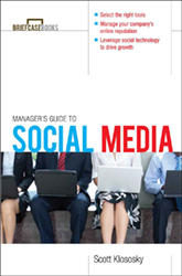 Manager's Guide to Social Media