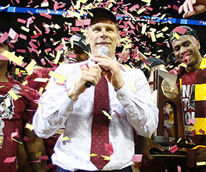 Porter Moser, Final Four Coach, Leadership & Culture Speaker