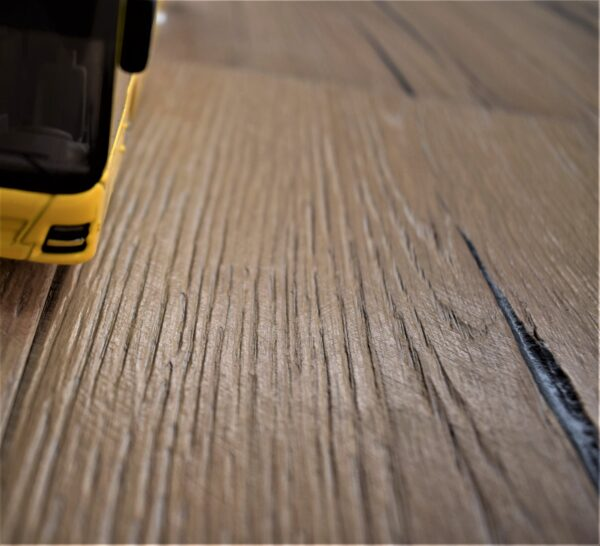 Antico Engineered handcrafted real wood oak  flooring.