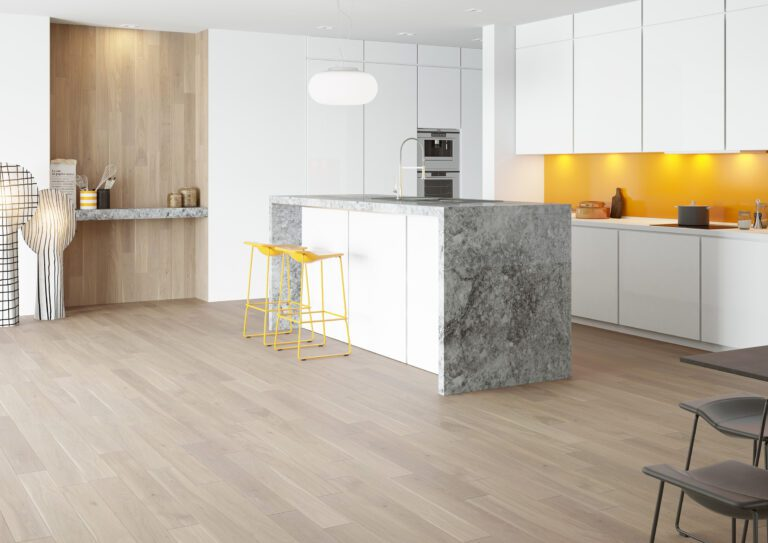 wood flooring color