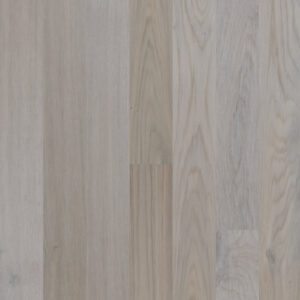 White oak engineered wooden flooring is real light wood floors