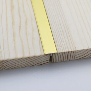 Flooring accessories T trim in Auckland.