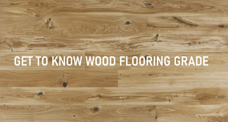 wood flooring grading